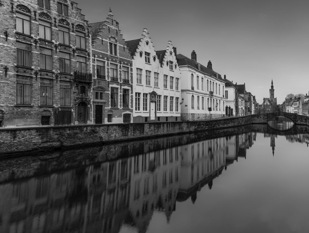 Travel, Photography, Belgium, Brussels, Bruges, Architecture, Long Exposure, Fine Art, Multi Exposure, Canal,