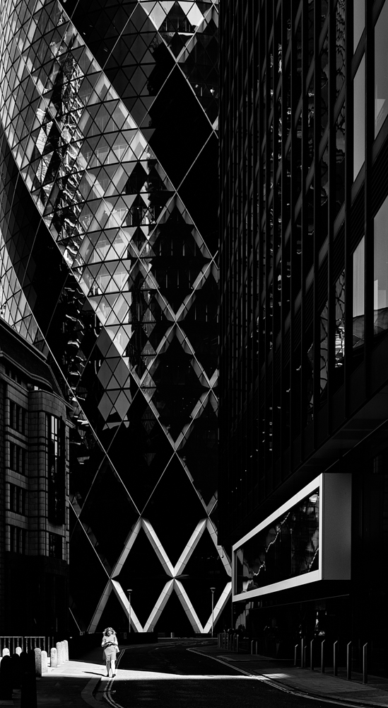 London Fine Art, Photography, Pano, Black and White, City, Street, Urban, Geometrics, Architecture,