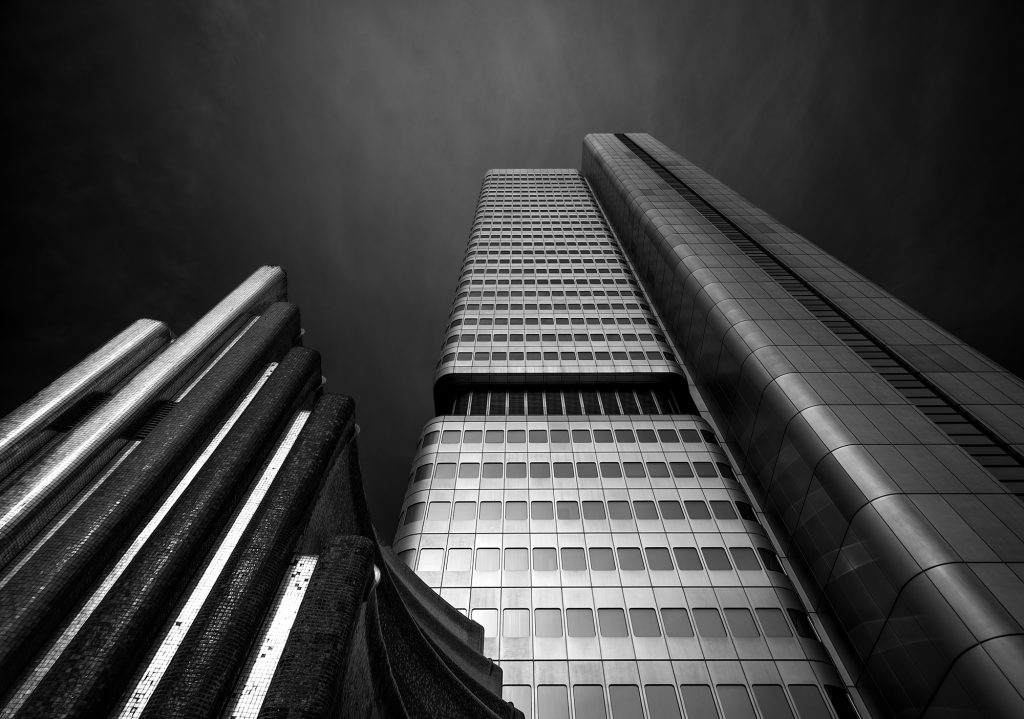 London, Fine, Art, Photography, London Fine Art Photography, London Photography, London Fine Art, Frankfurt, Germany, Long Exposure, Architecture, Black and White, Black, White, Monochrome, Prints, Sale, Limited, Edition,