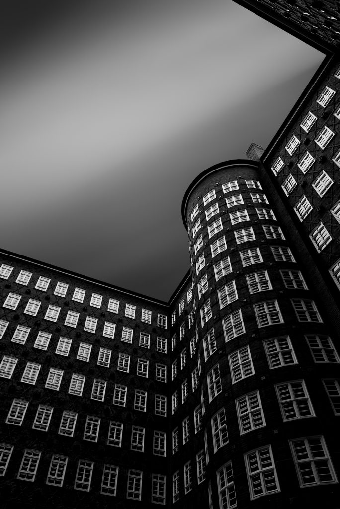 Hamburg, Germany, Europe, Street, City, Black, White, Monochrome, Photography, Photo, Photographer, Workshop, Photo walk, Black and White, Fine Art, London Fine Art, Mono, Long Exposure, Candid, Urban, Geometric, Nikon, Zeiss, Gitzo, Sony, Limited edition, Prints, Art, Artist, Architecture, Building, Architectural, Angles, Edit, DXO, Adobe, Infrared, Travel, Station, Metro,