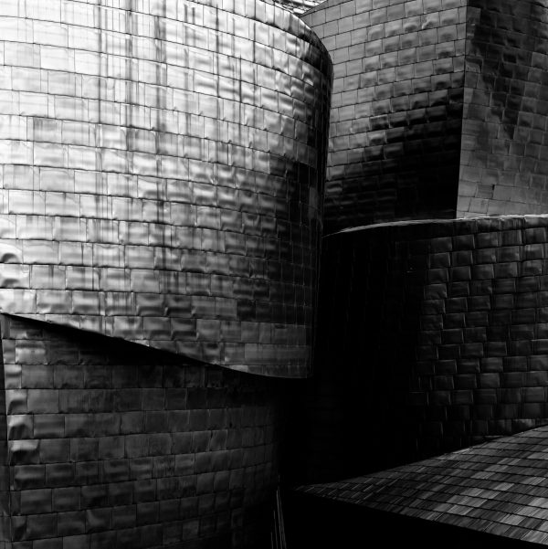 Print, Limited edition, Fine art, Bilbao, Museum, Edition, Mono, Black white, Photography, Black, White, Guggenheim